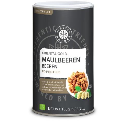 Taste Nature Bio_Maulbeeren_Pulver_Dose_VS